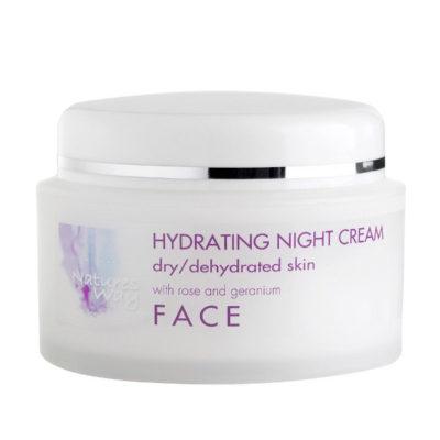 Hydratační noční krém - 50ml
