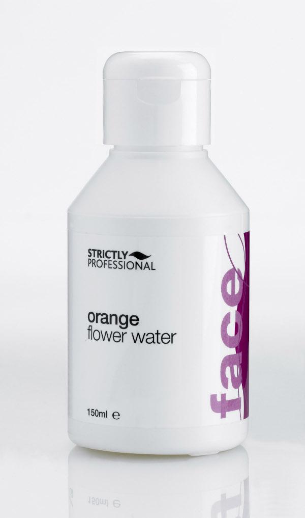 Lehká pleťová voda vhodná pro suchou a citlivou pleť.