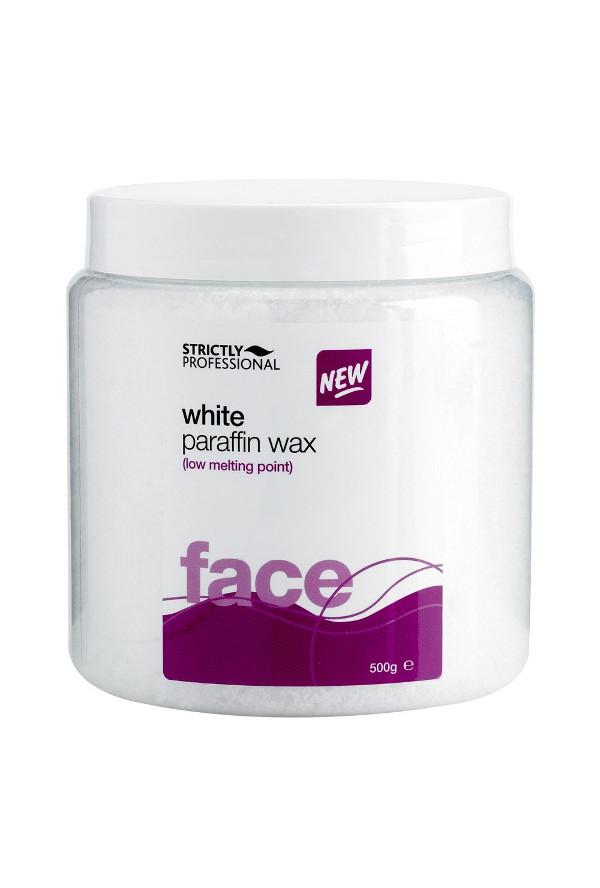 Bílý parafín je bez vůně a je velice vhodný pro klienty s citlivou pokožkou a tam, kde vůně není vhodná.