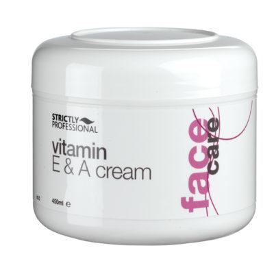 Hydratační krém s vitamíny A a E - 450ml